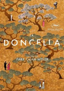 "Poster de la película ""La doncella"""