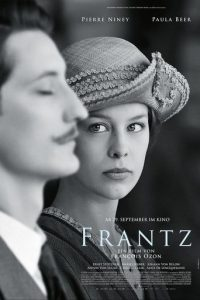 """Poster de la película """"Frantz"""""""