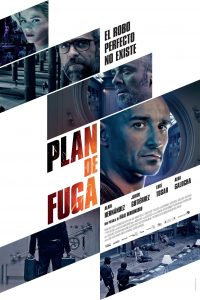 "Poster for the movie ""Plan de fuga"""