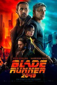 "Poster de la película ""Blade Runner 2049"""