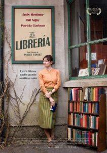 """Poster de la película """"La librería"""""""