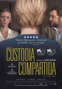 """Poster de la película """"Jusqu'à la garde"""""""