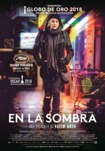 """Poster de la película """"En la sombra"""""""