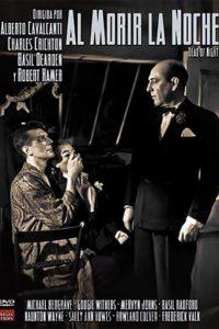 """Poster de la película """"Al morir la noche"""""""