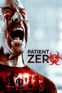 """Poster de la película """"Paciente cero"""""""