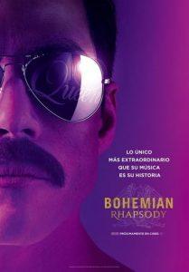 "Poster de la película ""Bohemian Rhapsody"""