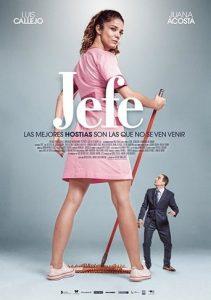 "Poster de la película ""Jefe"""