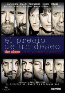 """Poster de la película """"The Place: El precio de un deseo"""""""