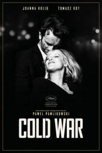 """Poster de la película """"Cold War"""""""