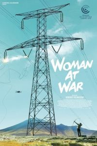 "Poster de la película ""Woman at War"""
