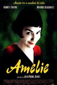 "Poster de la película ""Amelie"""