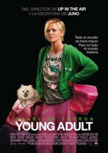 """Poster de la película """"Young adult"""""""