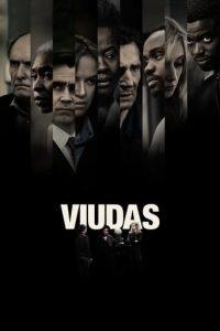 """Poster de la película """"Viudas"""""""