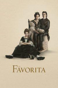 "Poster de la película ""La favorita"""