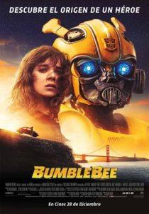 """Poster de la película """"Bumblebee"""""""