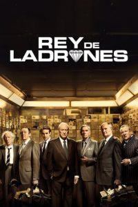"""Poster de la película """"Rey de ladrones"""""""