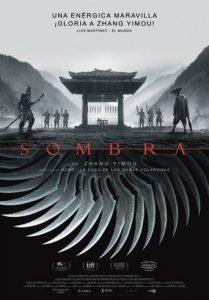 """Poster de la película """"Sombra"""""""