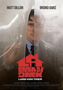 "Poster de la película ""La casa de Jack"""