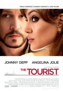 "Poster de la película ""The Tourist"""