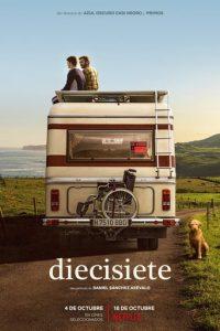 "Poster de la película ""Diecisiete"""