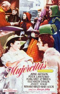 """Poster de la película """"Mujercitas"""""""