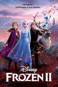 """Poster de la película """"Frozen 2"""""""