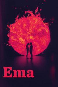 """Poster de la película """"Ema"""""""