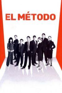 """Poster de la película """"El método"""""""