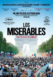 """Poster de la película """"Los Miserables"""""""