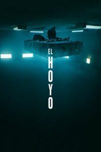 """Poster de la película """"El hoyo"""""""