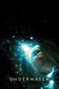 """Poster de la película """"Underwater"""""""