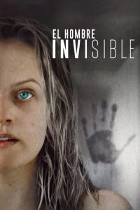 "Poster de la película ""El hombre invisible"""