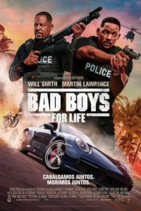 "Poster de la película ""Bad Boys for Life"""