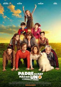 """Poster de la película """"Padre no hay más que uno 2"""""""