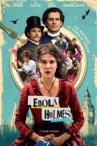 """Poster de la película """"Enola Holmes"""""""