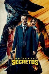 """Poster de la película """"Orígenes secretos"""""""