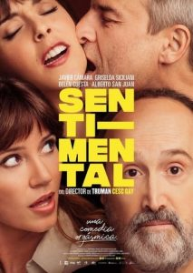 """Poster de la película """"Sentimental"""""""