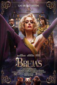 """Poster de la película """"Las brujas"""""""