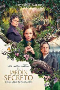 """Poster de la película """"El jardín secreto"""""""