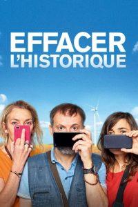 """Poster de la película """"Effacer l'historique"""""""