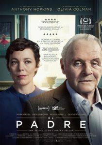 """Poster de la película """"El padre"""""""