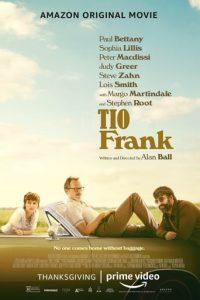 "Poster de la película ""Mi tío Frank"""