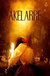 """Poster de la película """"Akelarre"""""""