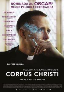 """Poster de la película """"Corpus Christi"""""""